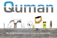 Quman   De onderhoudstool voor mens en organisatie