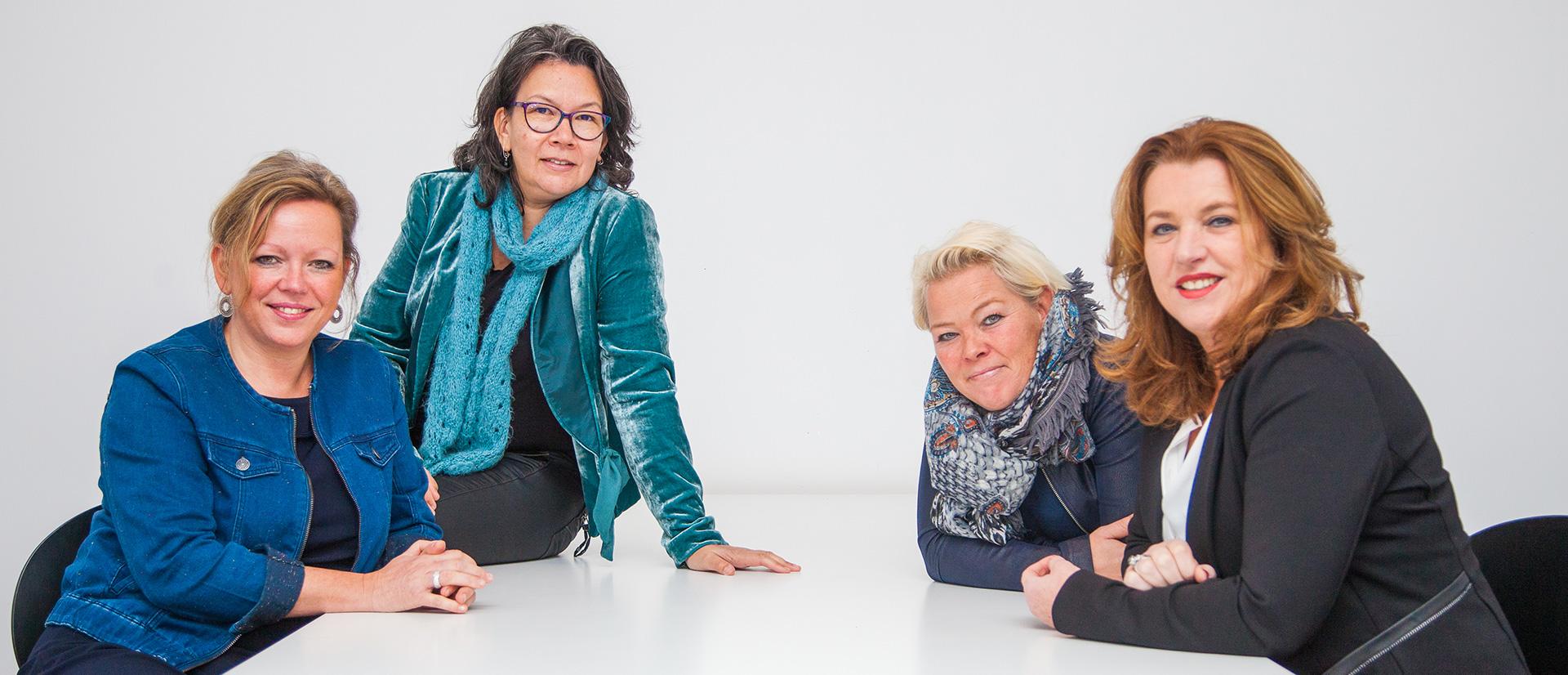 Medewerkers The Human Works | Het team
